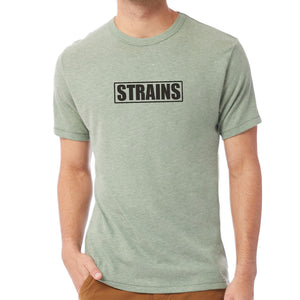 Strains Staple T-Shirt
