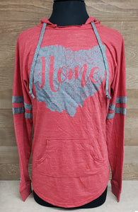 Home Red T-Shirt  Hoodie