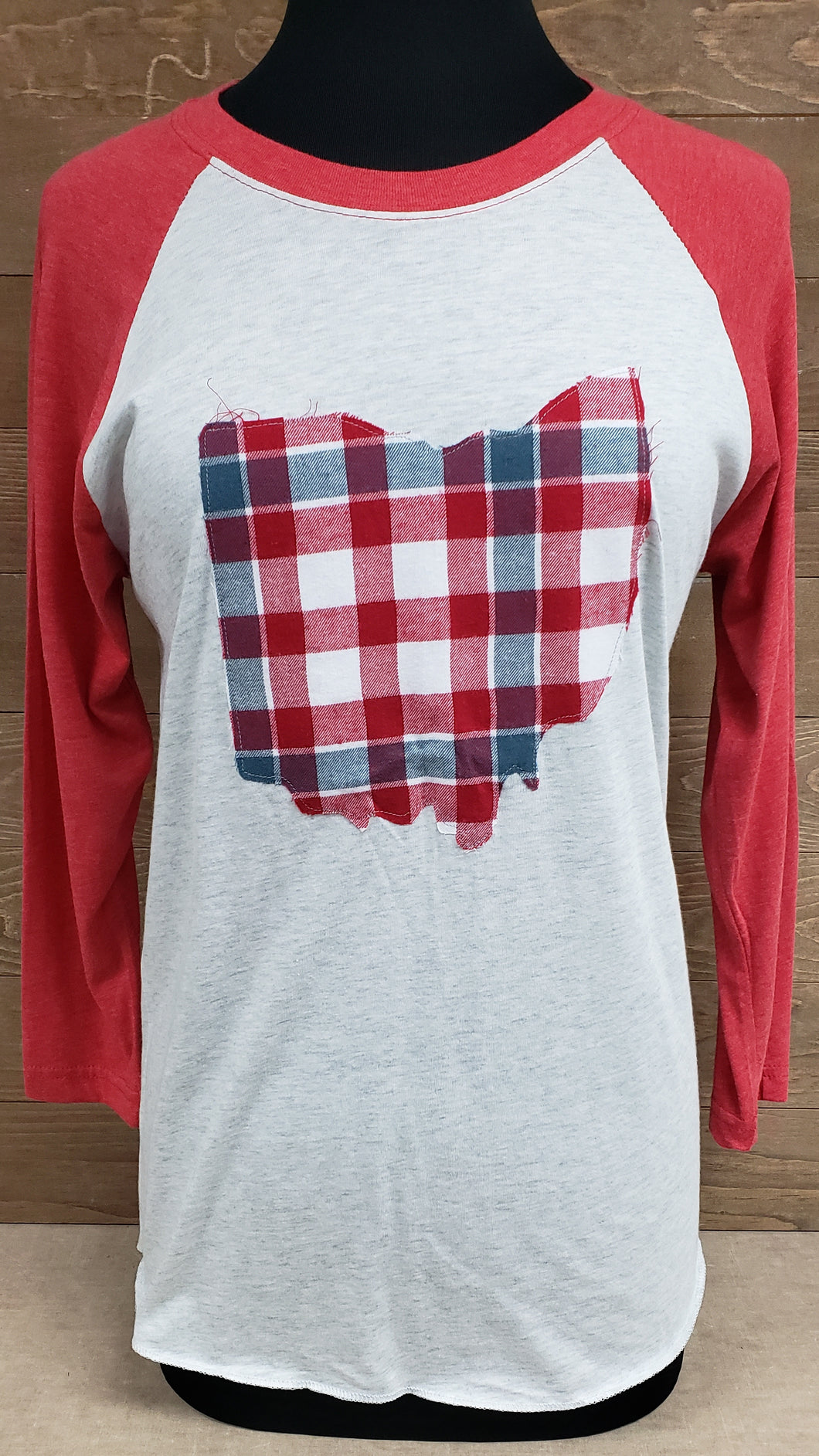 Super soft ohio baseball t-shirt. Show your Ohio pride while wearing this cute t-shirt
