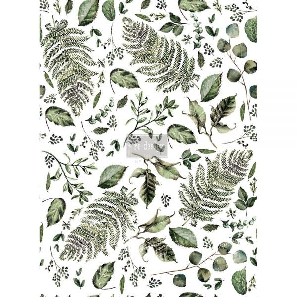 REDESIGN DÉCOR TRANSFERS® – FERN WOODS 22″X 30″ - Simply Susan's