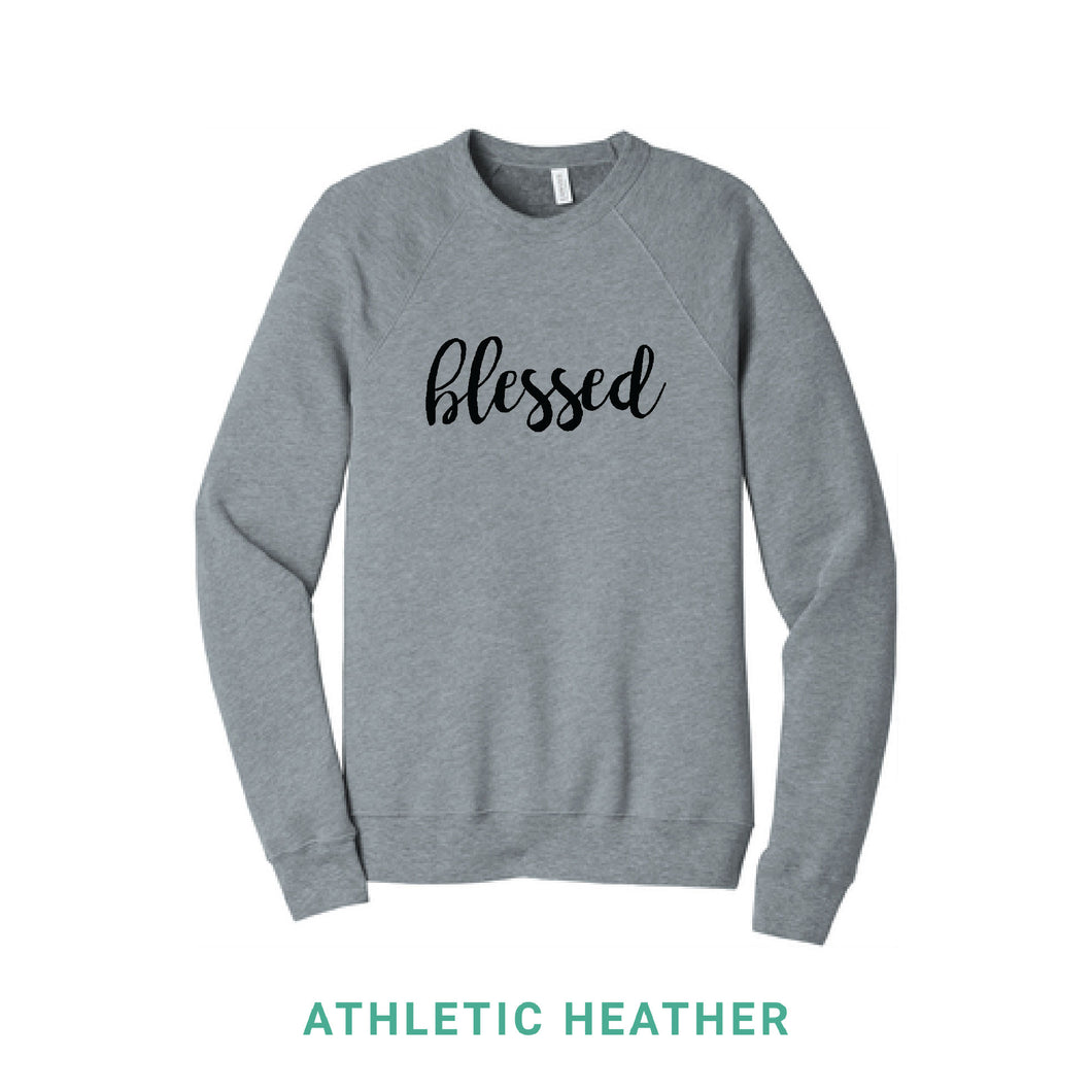 Blessed Crewneck Sweatshirt