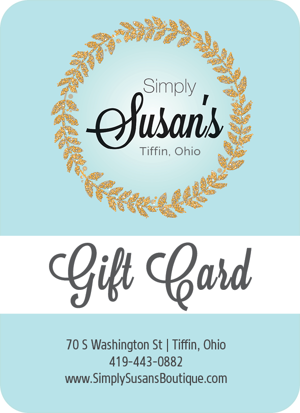 Gift Card - Simply Susan's