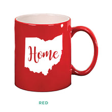 Load image into Gallery viewer, Home Ohio Serif Mug