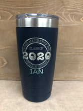 Load image into Gallery viewer, Graduation 2020 Tumbler - Simply Susan's