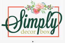 Load image into Gallery viewer, Simply Decor Box  Subscription - Simply Susan's