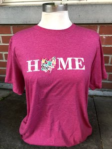 Home Ohio Short Sleeve T-Shirt