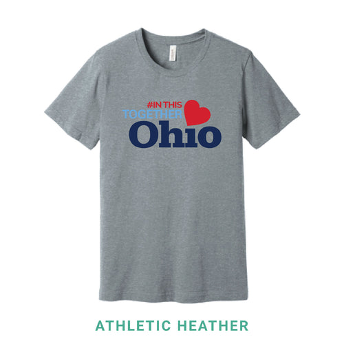 In This Together Ohio Crew Neck T-Shirt - Simply Susan's