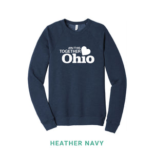 In This Together Ohio Crewneck Sweatshirt - Simply Susan's