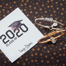 Load image into Gallery viewer, 2020 Graduation Bangle Bracelet - Simply Susan's