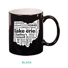 Load image into Gallery viewer, Lake Erie Ohio Mug