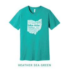 Load image into Gallery viewer, Lake Erie Crew Neck T-Shirt