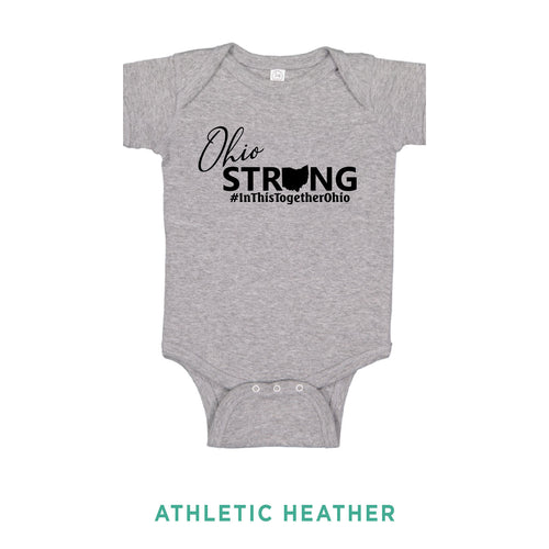 Ohio Strong Onesie - Simply Susan's