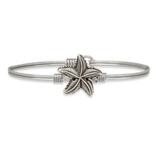 Load image into Gallery viewer, Starfish Bangle Bracelet - Simply Susan's