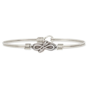 Embrace the Journey Bangle Bracelet - Simply Susan's