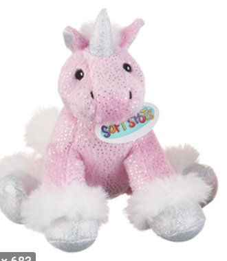 Soft Spots Unicorn - Simply Susan's