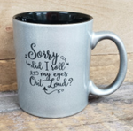 Load image into Gallery viewer, Roll My Eyes Mug - Simply Susan's