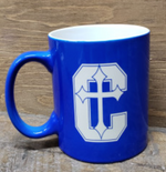 Load image into Gallery viewer, Calvert Blue Mug - Simply Susan's