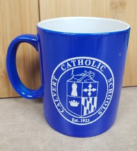 Load image into Gallery viewer, Calvert Crest Mug - Simply Susan's