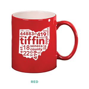 Tiffin Ohio Mug