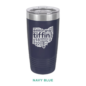 Tiffin Ohio Tumbler