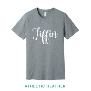 Tiffin Script Crew Neck T-Shirt