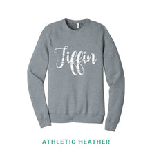 Load image into Gallery viewer, Tiffin Script Crewneck Sweatshirt