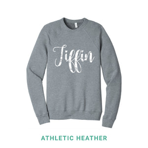 Tiffin Script Crewneck Sweatshirt