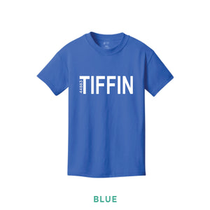 Tiffin Zip Youth T-Shirt