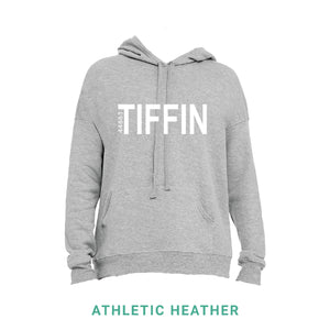 Tiffin Zip  Hooded Sweatshirt