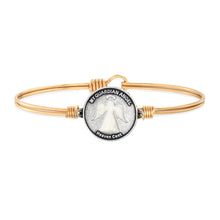 Load image into Gallery viewer, Heaven Cent Bangle Bracelet