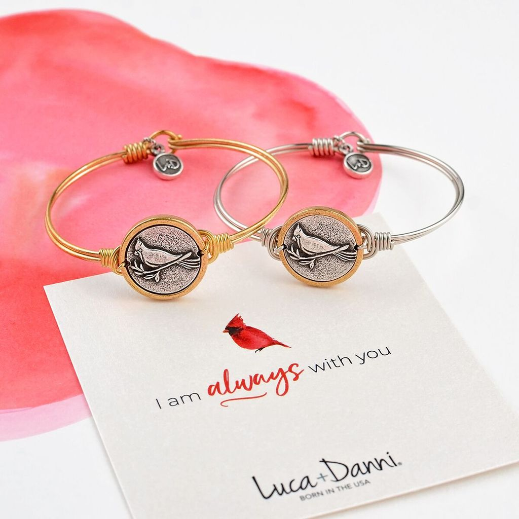 Cardinal Bangle Bracelet - Simply Susan's