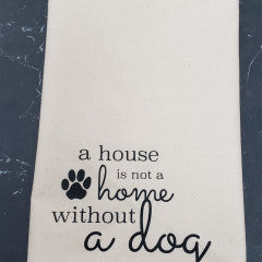 Without a Dog Tea Towel - Simply Susan's