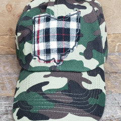 OHIO HAT CAMO ETHEN - Simply Susan's