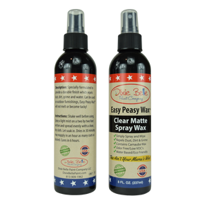 Easy Peasy Wax - Simply Susan's