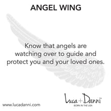 Load image into Gallery viewer, Angel Wing  Bangle Bracelet - Simply Susan's