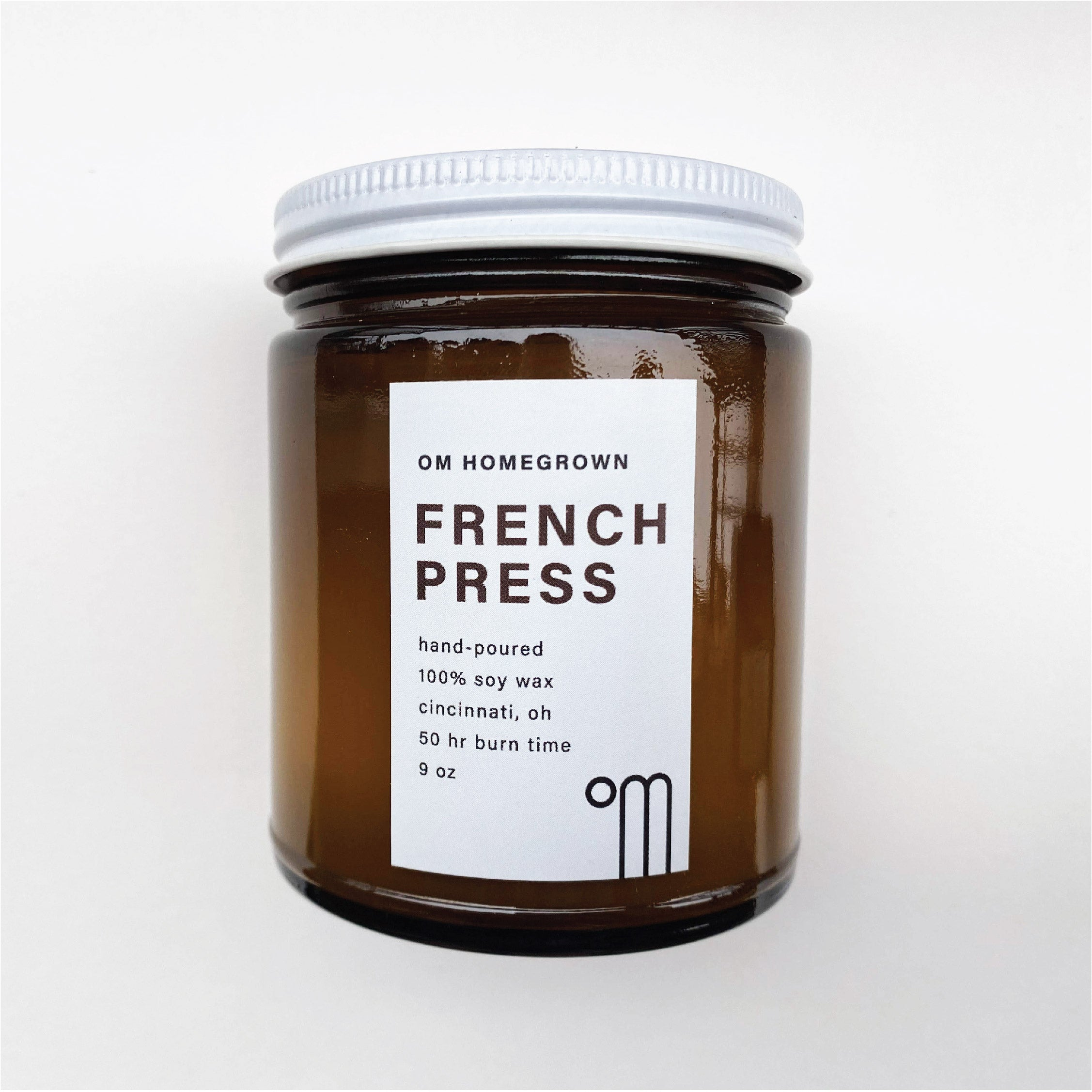 Homegrown - French Press 9oz - Simply Susan's
