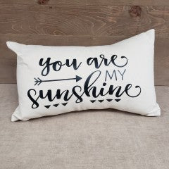 12x18 You Are My Sunshine Pillow - Simply Susan's