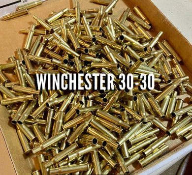 30-30 Winchester Rifle Brass Cartridge