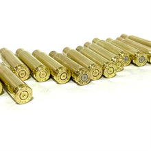 Load image into Gallery viewer, 308 7.62x51 WIN Brass Shells Bullet Casings Empty Used Spent Rounds Cleaned Polished DIY Bullet Jewelry Steampunk Bullet Necklace 100 Pcs - FREE SHIPPING