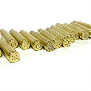 308 7.62x51 WIN Brass Shells Bullet Casings Empty Used Spent Rounds Cleaned Polished DIY Bullet Jewelry Steampunk Bullet Necklace 100 Pcs - FREE SHIPPING