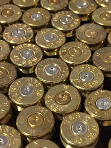 40 Smith & Wesson Brass Shells Headstamps