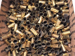 Used Brass Casings