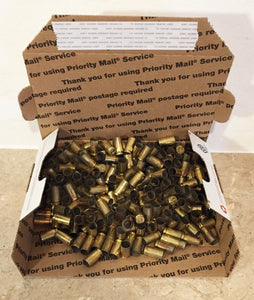 40 Caliber Brass Bulk Loose Packed