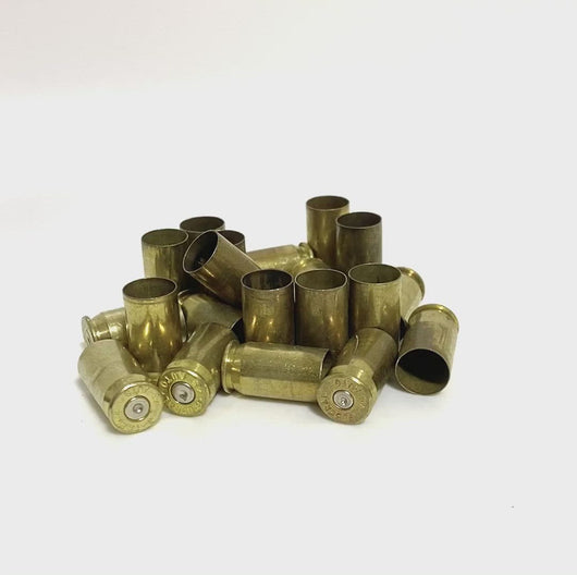 45 ACP Empty Brass Shells 45 Auto Casings Ammo Used Spent Cartridges Bullet Jewelry