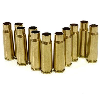 7.62x39 AK-47 Brass Shells Polished Empty Used Spent Casings