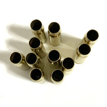 Load image into Gallery viewer, AK-47 Brass Shells Drilled 7.63x39 Empty Used Spent Casings Top View Neck