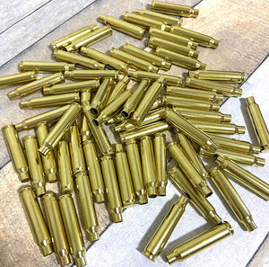 Spent Brass Once Fired 223 5.56 Casings
