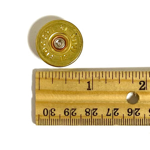 Size Dimension 12 Gauge Brass Headstamps