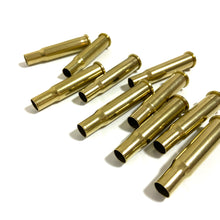 Load image into Gallery viewer, Polished Brass Casing For Bullet Earrings Necklaces and Rings