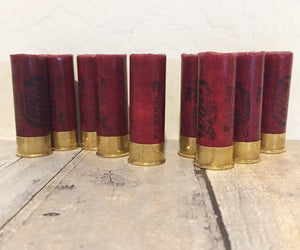 Dummy Rounds Empty Shotgun Shells 12 Gauge Dummy Bullets Shotshells Spent Hulls Cartridges Used Fired Casings 12 GA Shot Gun